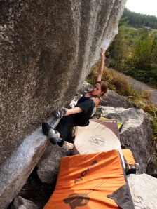 setting up the heel off a toe hook