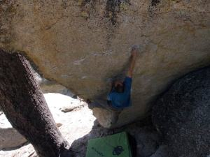 doing the crux one way