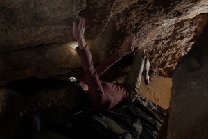 Librian Underground sit, v5? we called it that for 3 sustained moves.