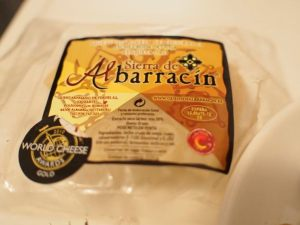The local cheese made at the eastern part of town before entering the city proper.