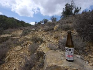 From Aragon, and much better than that had from tap.