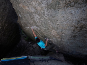 Matt Birch on his second go of Metamorphosis, v10.