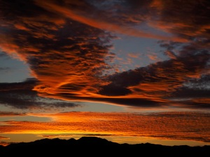 Sweet sunset!