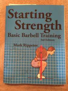 Starting Strength, which was highly recommended by Josh and Natasha, really breaks down the movements and biomechanical analyses of all of the basic barbell exercises.